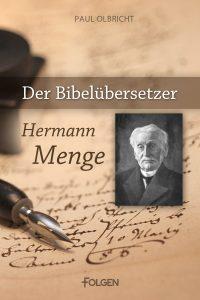 Cover - Der Bibelübersetzer Hermann Menge FINAL