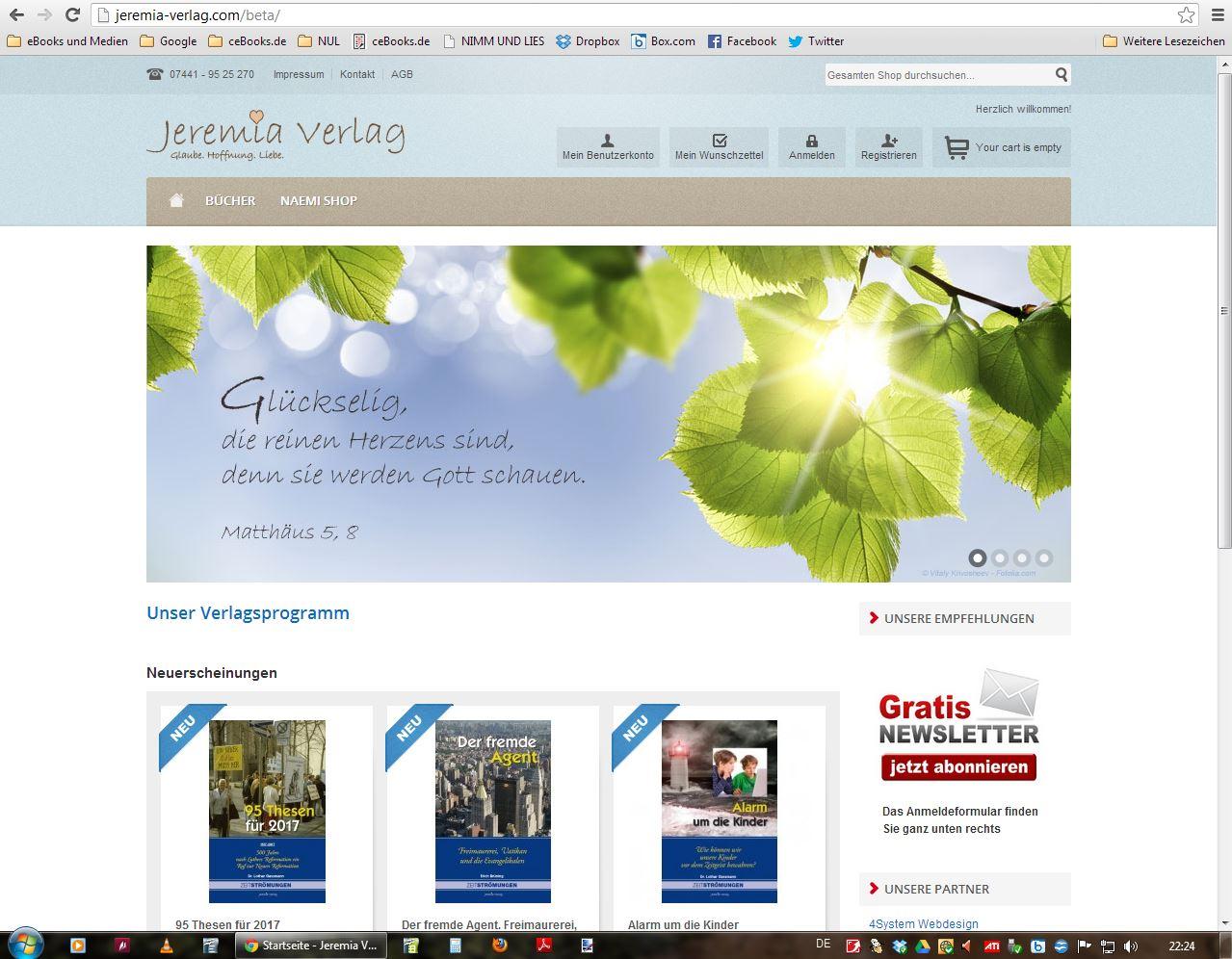 Jeremia-Verlag
