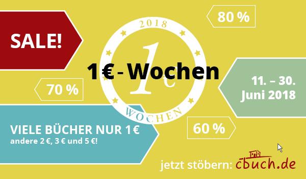 1€-Aktionswochen beim Betanien Verlag